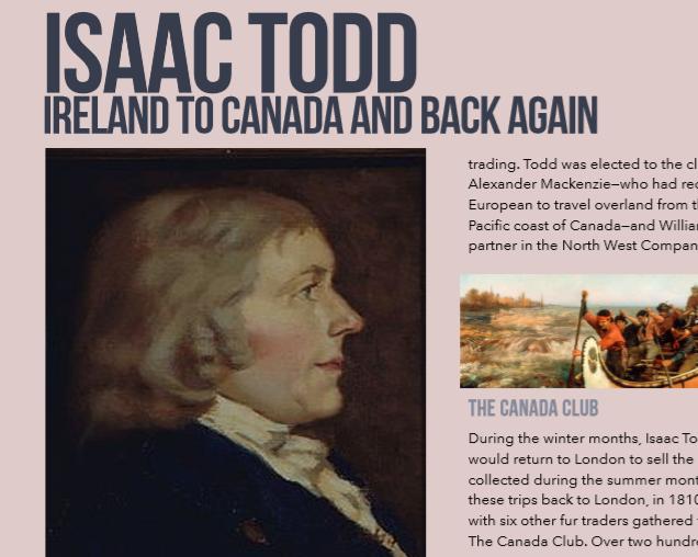 Isaac Todd