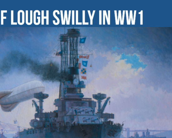 Role of Lough Swilly in WW1