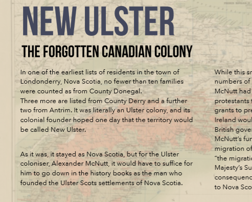 New Ulster